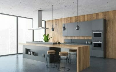 How 'take-out culture' has changed the way we design kitchens